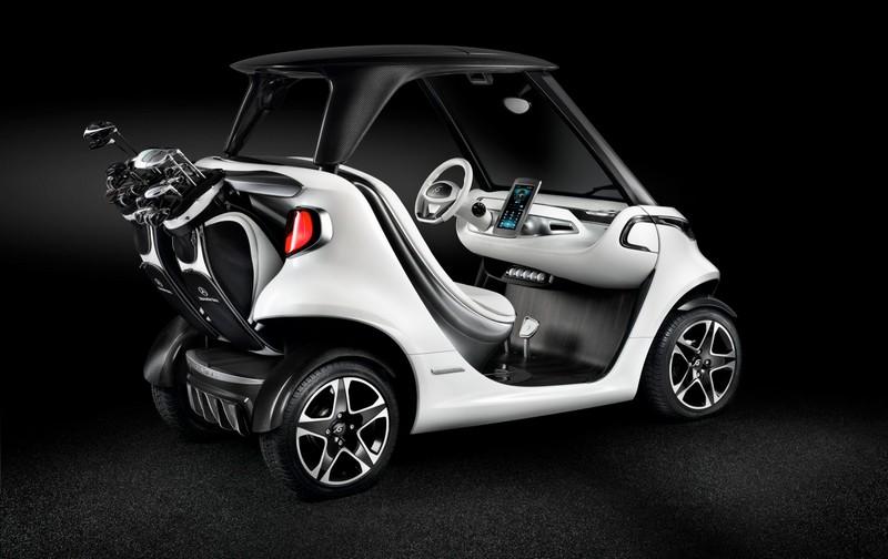 Mercedes-Benz Style Edition Garia Golf Car-002