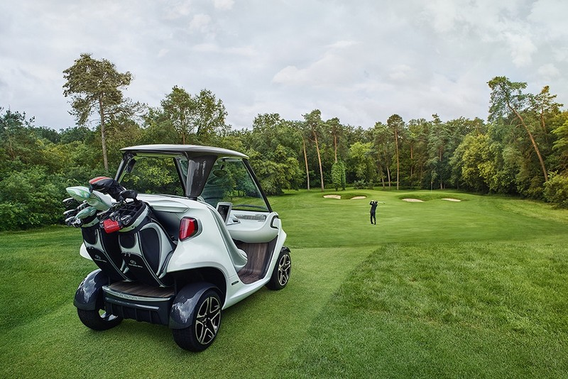 Mercedes-Benz Style Edition Garia Golf Car-008