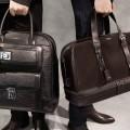 Michael Kors- First Look - Men's Fall 2015 -The utilitarian travel bag