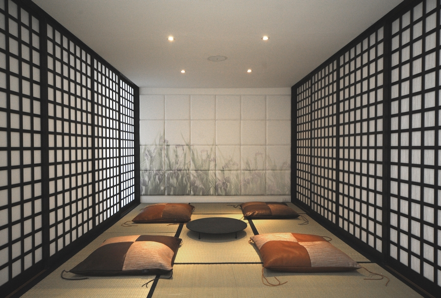 Milan Design Week 2015- Toyota Boshoku's fusion of auto and house interior