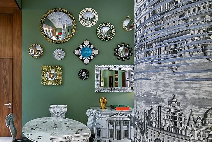 Milano Suite - Milano Suite Piero Fornasetti Mandarin Oriental Milano