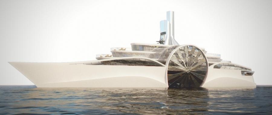 Mississipi superyacht by designer -vasilyklyukin