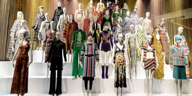 Missoni Art Colour at the Fashion and Textile Museum 2016