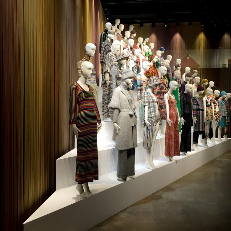 Missoni Art Colour at the Fashion and Textile Museum -2016