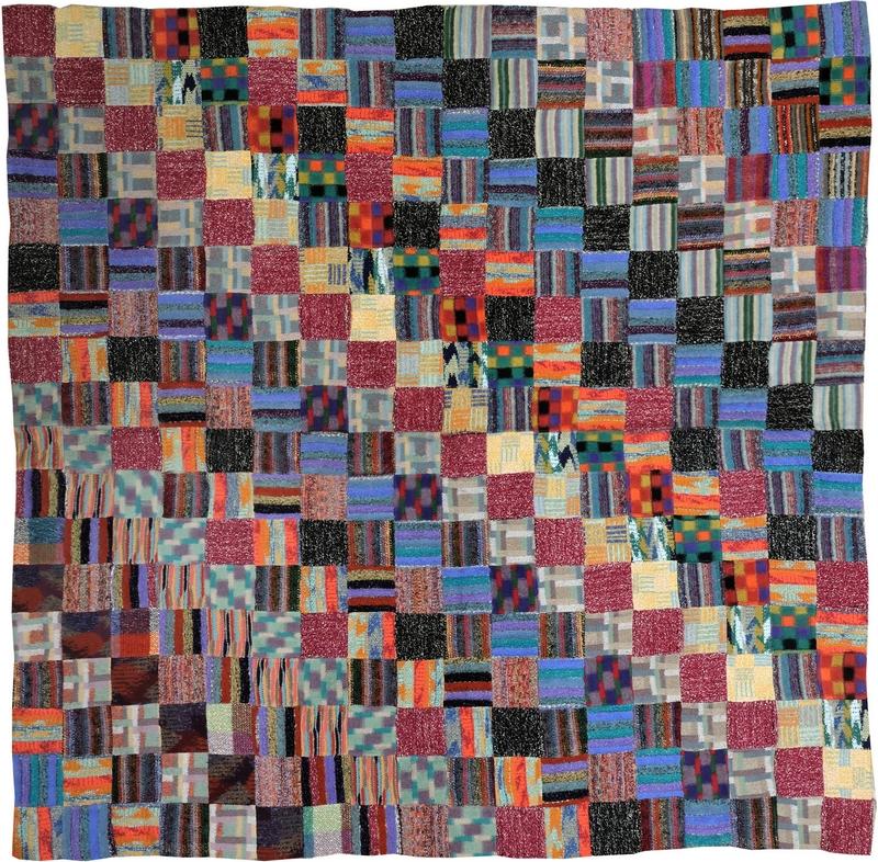 Missoni Art Colour at the Fashion and Textile Museum_missoni-arazzo-207x204