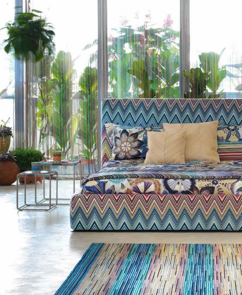 Missoni Home Furniture London: Best Fine Home Furnishings Brands2LUXURY2.COM
