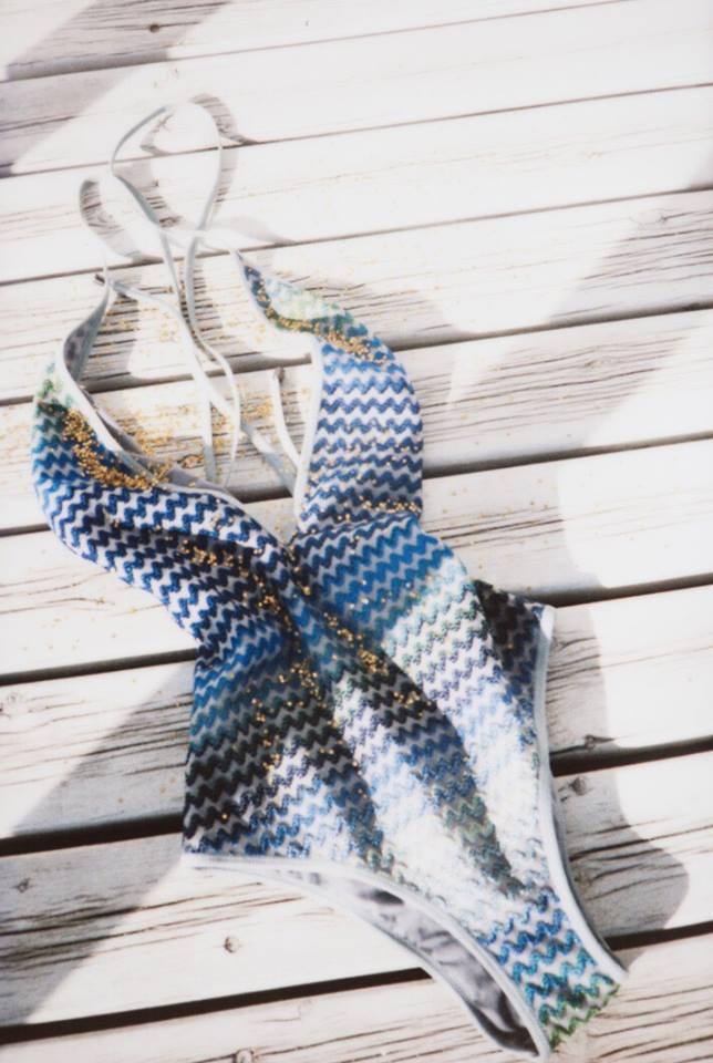 Missoni SS 2016 beachwear collection