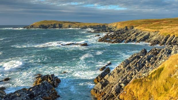 Mistaken Point on Newfoundland coastline named Canada's largest world heritage site