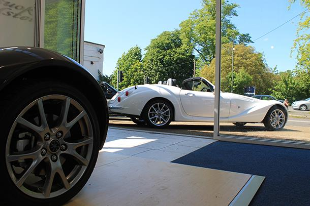 Mitsuoka Motor announce the official UK launch of the Mitsuoka Roadster -
