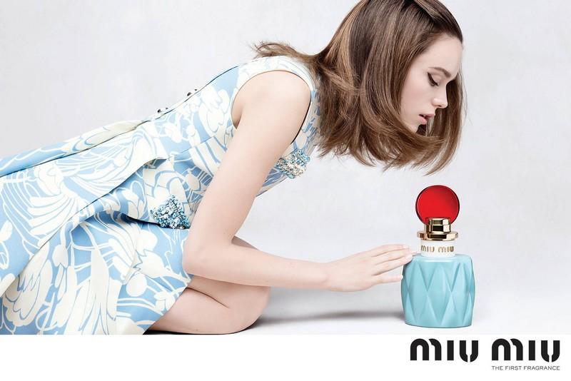 Miu Miu - The campaign for Miu Miu's first ever fragrance ad