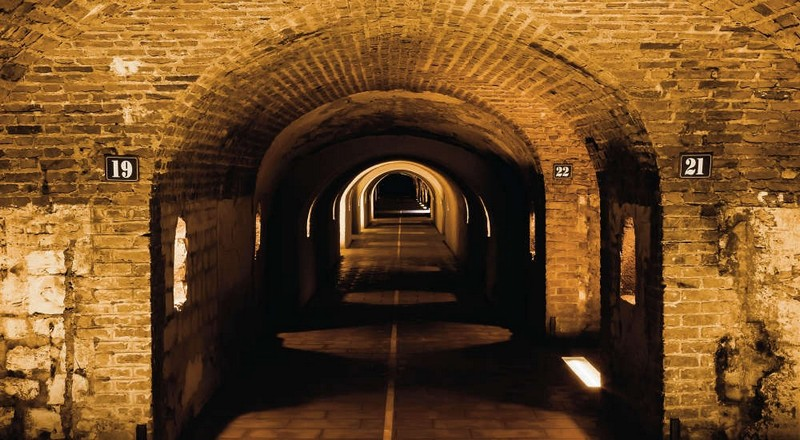 Moët & Chandon cellars in Epernay are again open to visitors-