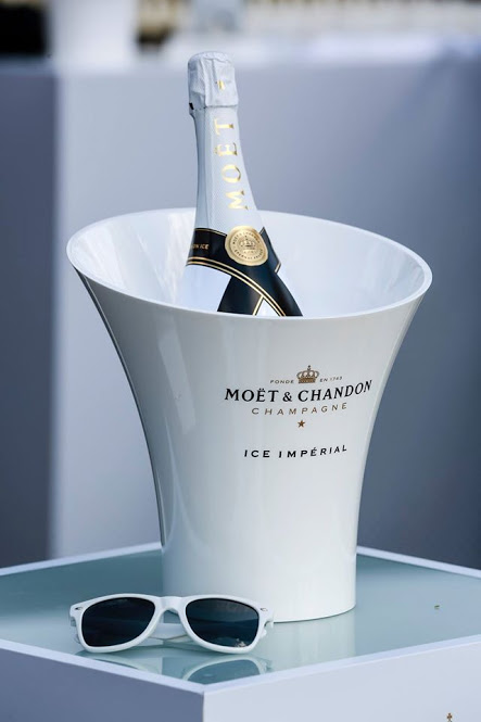 Moët Ice Impérial summer rooftop pop-up - Bompass and parr-