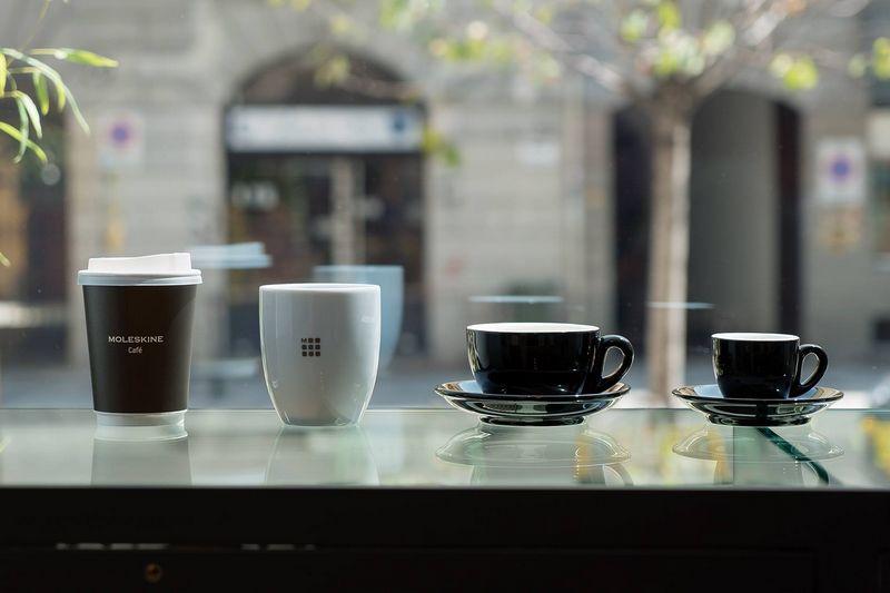 Moleskine opens new Moleskine Cafè in Milan--