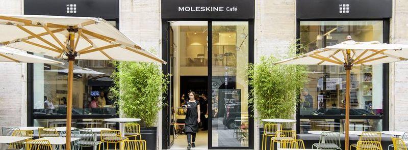 Moleskine opens new Moleskine Cafè in Milan