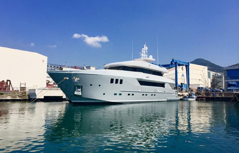 Monaco Yacht Show 2016 - New Otam custom range 35m m y Gipsy