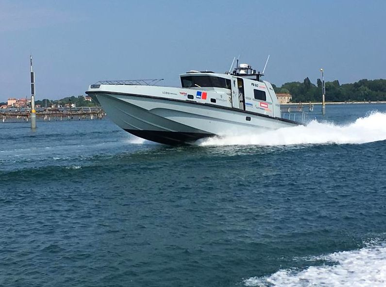 Montecarlo – Venice with FB 60 A new record in powerboating-