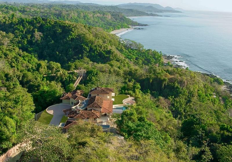 Montezuma, Costa Rica Villa Paraiso
