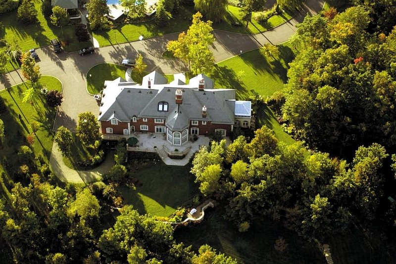 Montreal area luxury real estate - The Dream Home