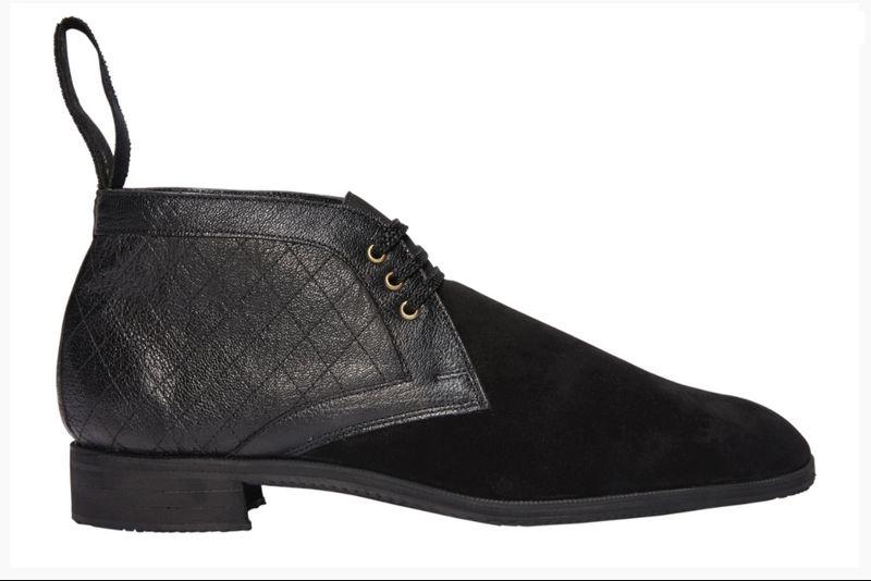 Morgan EV3 UK 1909 Selfridges Edition- shoes
