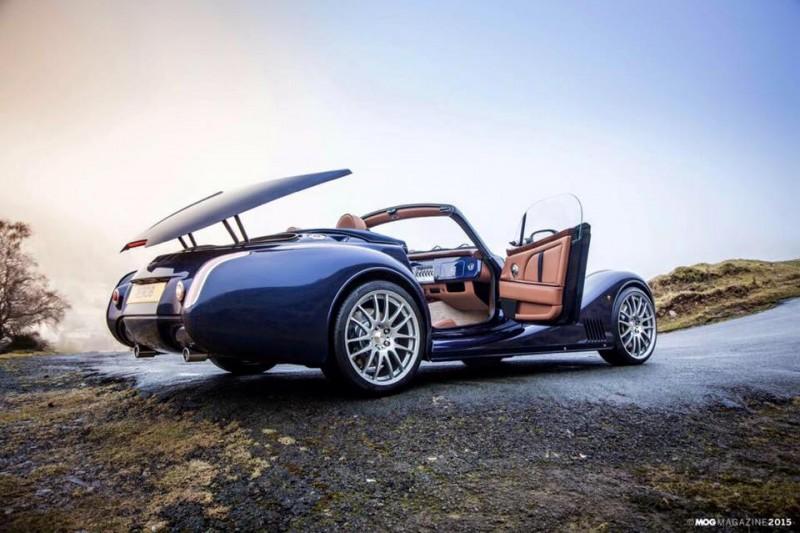 Morgan Motor Company-