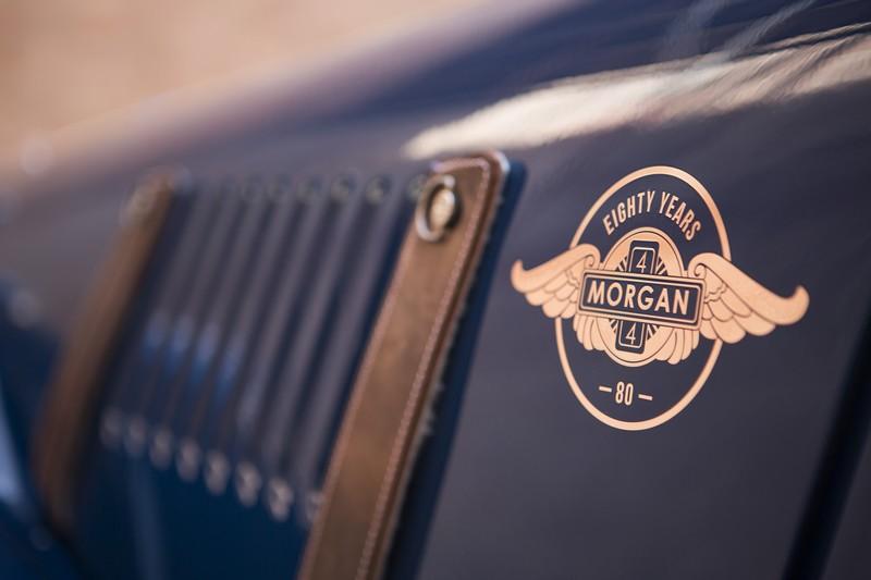 Morgan Motor Company - 80th44h1-logo
