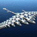 Morphotel changes shape to surf the ocean