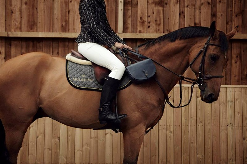 Mulberry ad campaign-