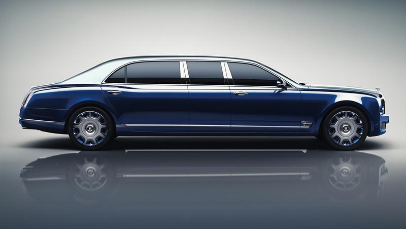 Mulsanne Grand Limousine by Mulliner-geneva motor show