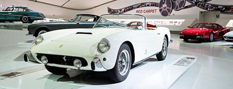Museo Enzo Ferrari in Modena-