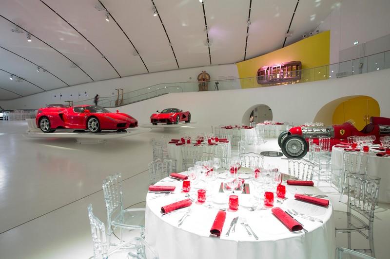 Museo Enzo Ferrari in Modena--