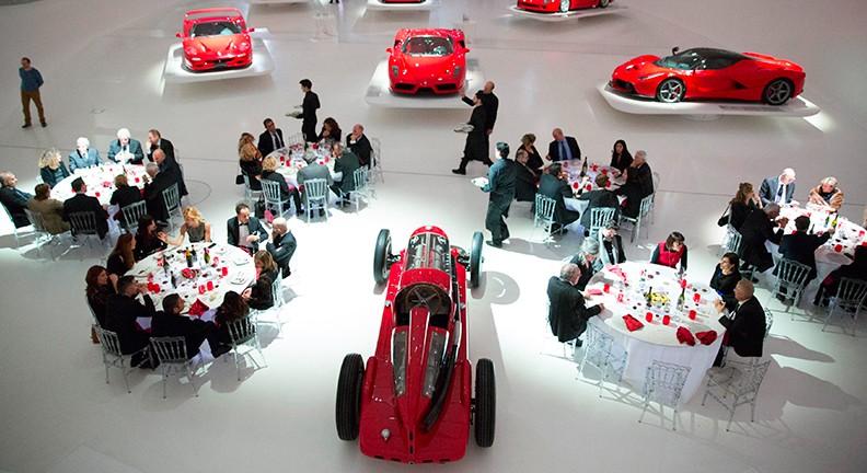 Museo Enzo Ferrari in Modena