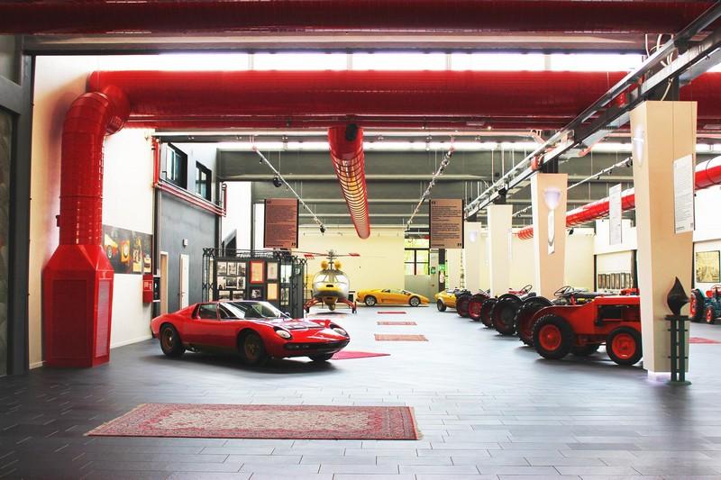 Museo Ferruccio Lamborghini-