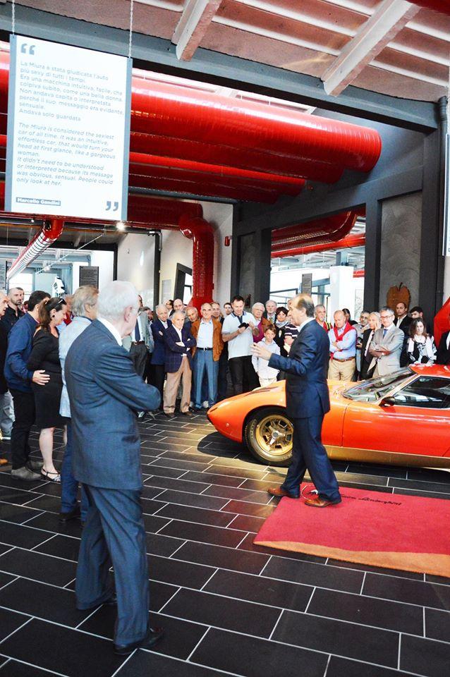 Museo Ferruccio Lamborghini---