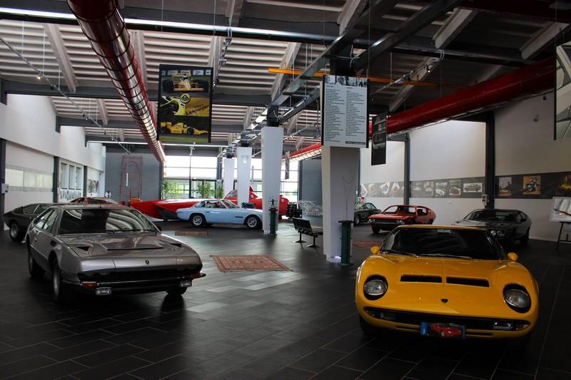 Museo Ferruccio Lamborghini-exponats-