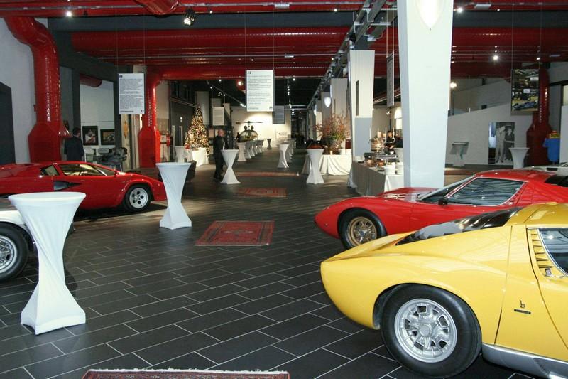 Museo Ferruccio Lamborghini int