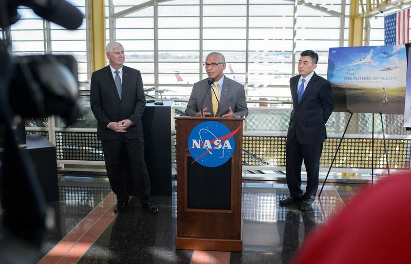 NASA Administrator Charles Bolden