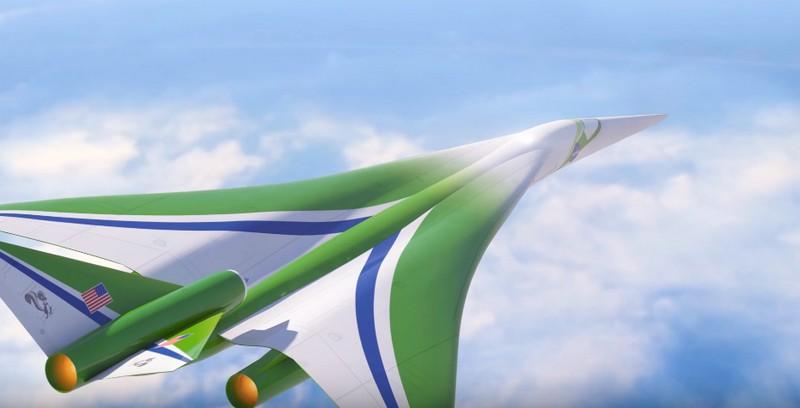 NASA aeronautics research is building Quiet Supersonic X-plane-