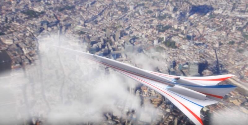 NASA aeronautics research is building Quiet Supersonic X-plane--