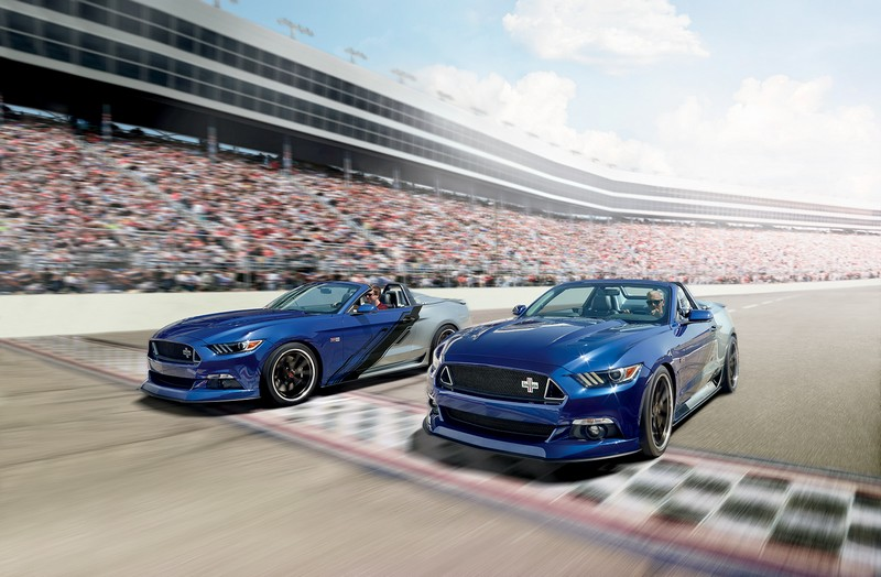 NEIMAN MARCUS LIMITED-EDITION MUSTANG CONVERTIBLE $95,000