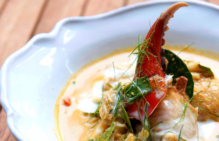 Nahm chef David Thompson - the Diners Club Lifetime Achievement Award for Asia 2016-