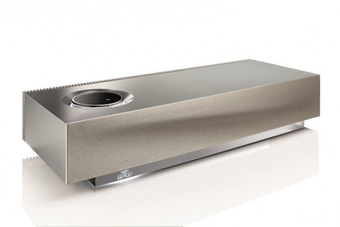 This wireless multi-room audio experience from Bentley reaches up to five rooms simultaneously