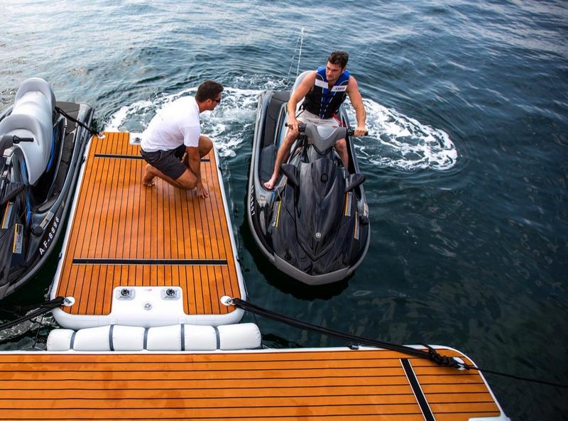Nautibuoy Marine marine platform--