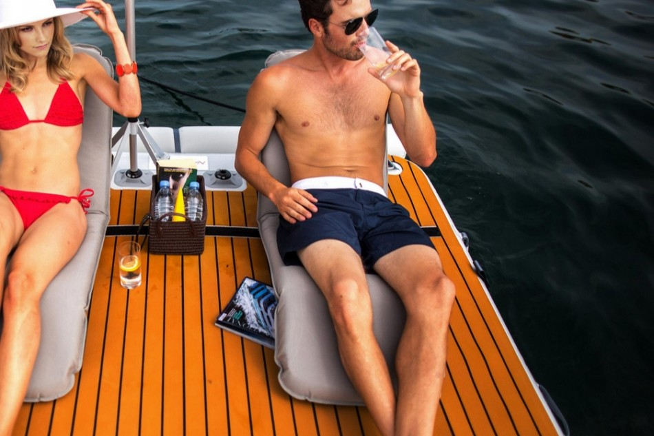 This summer's must-have yachting accessory