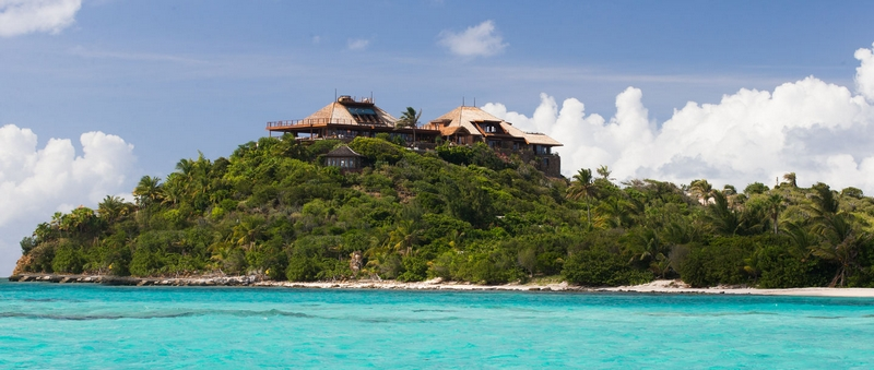 Necker Island virgin limited edition retreats