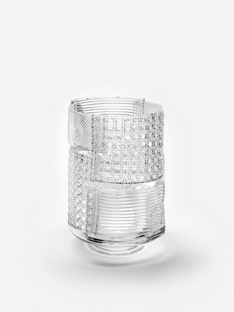 Nendo-This is not a bottle at Mudac, Lausanne casts new light on wine containers