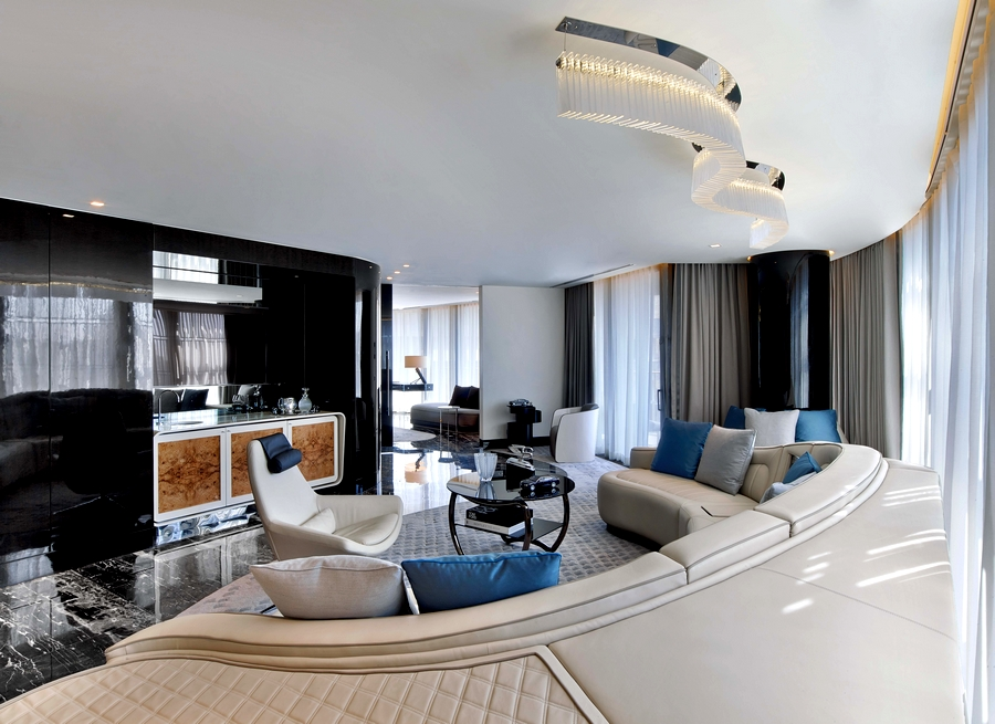 New Bentley suite debuts at the St. Regis Istanbul -
