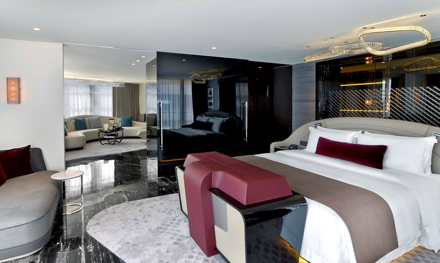 New Bentley suite debuts at the St. Regis Istanbul (1)