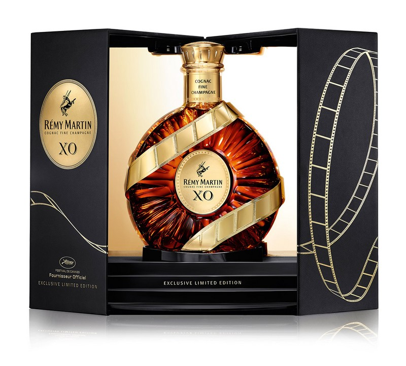 New Rémy Martin XO Limited Edition For Cannes Film Festival - coffret
