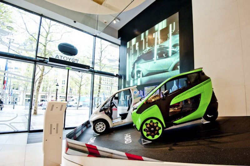 New Toyota Creative Design exhibition showcases some of the brand's most beautiful designs--01