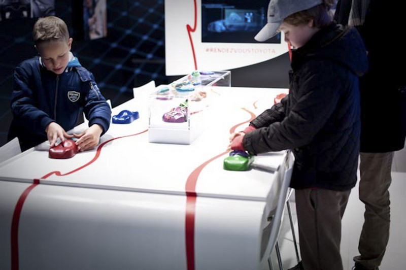 New Toyota Creative Design exhibition showcases some of the brand's most beautiful designs--012